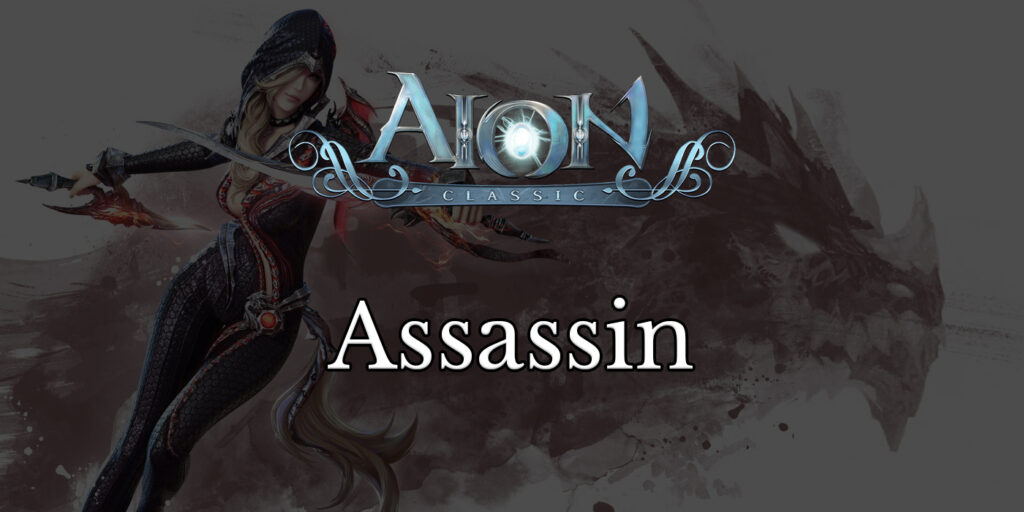 Aion Classic Assassin Class Eip Gaming