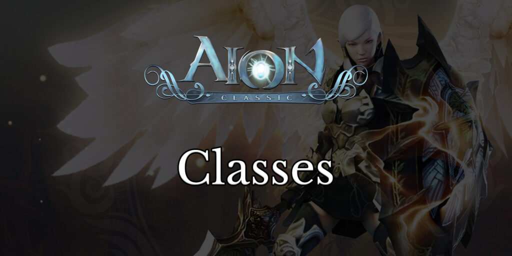 Aion Classic Classes