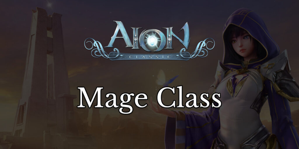 Aion Classic Mage Class