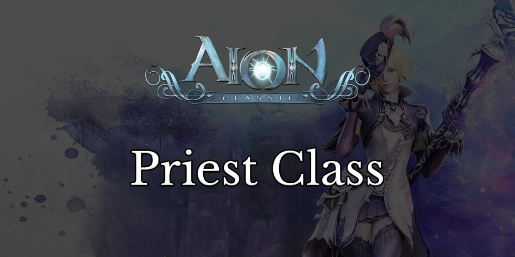 aion classic guides priest class featured image