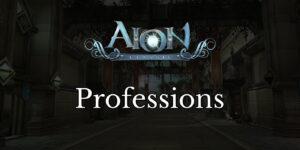 aion classic professions