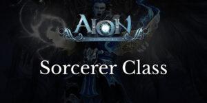 aion classic sorcerer class