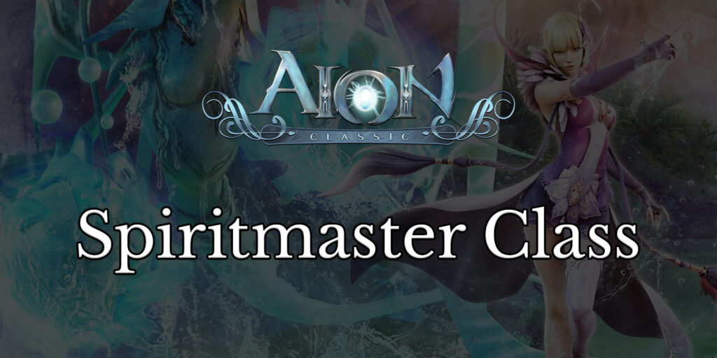 aion classic spiritmaster featured image