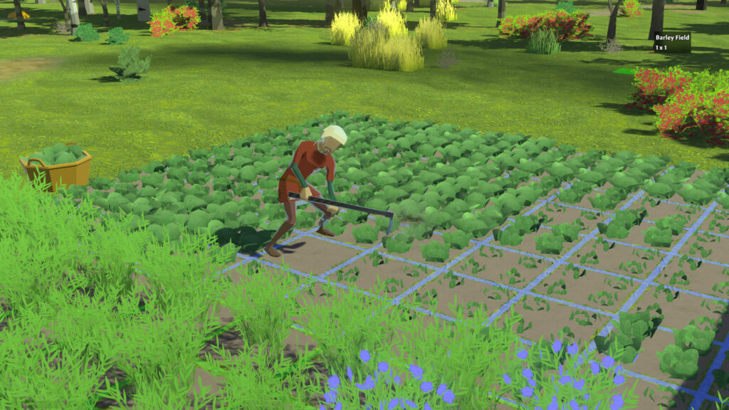 going medieval farming cabbage math