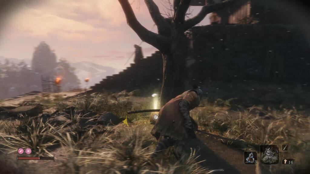 how to beat 7 spears ashina path 3