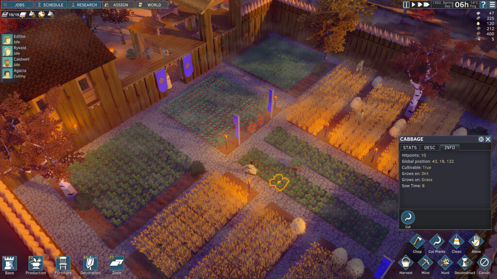 making stuff look nice going medieval early access review