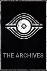 the archives menu button dbd