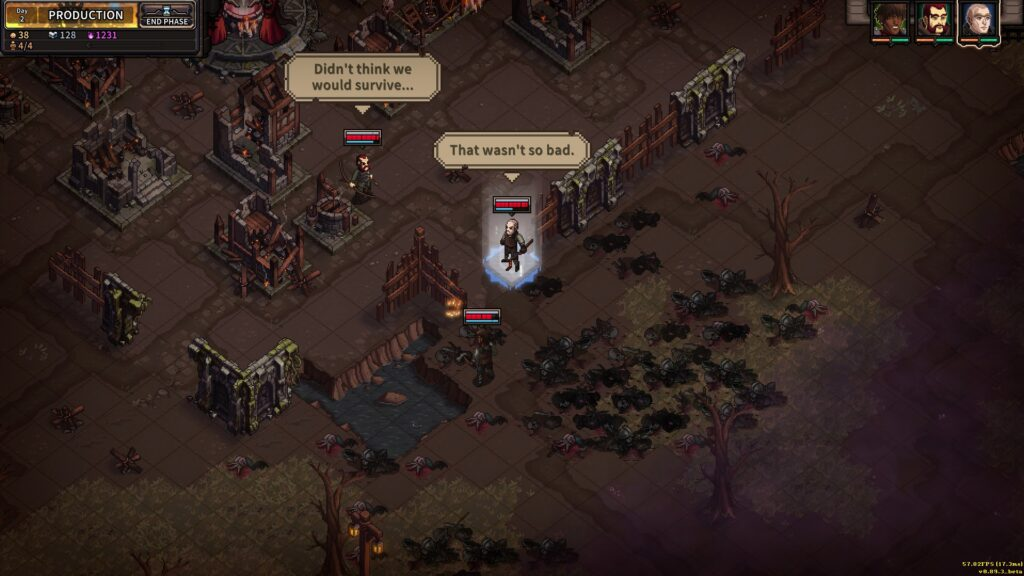 the last spell is now available in early access and its a blast corpses piled up