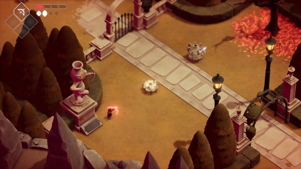 Death's Door Walkthrough Estate of the Urn Witch 2