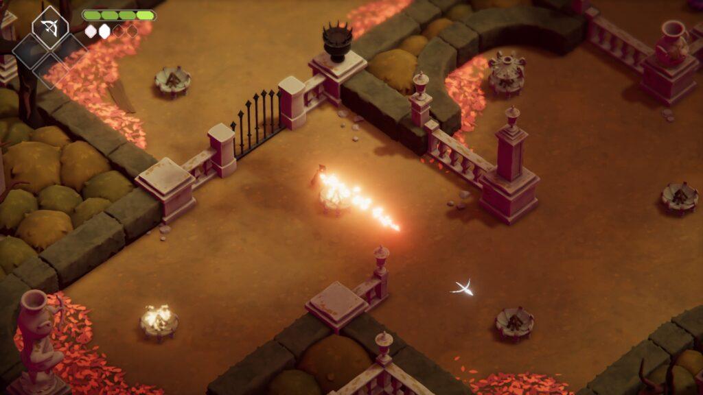 Death's Door Walkthrough Estate of the Urn Witch 6