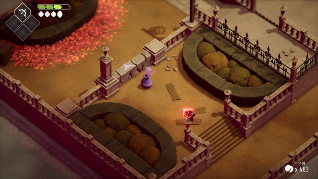 15 Death's Door Walkthrough Estate of the Urn Witch1