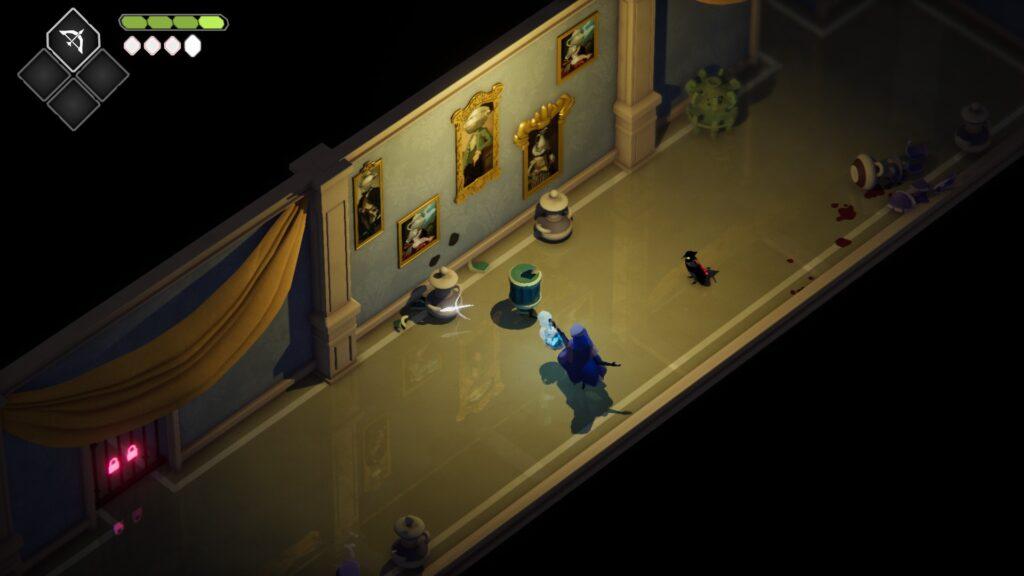 3 Ceramic Mansion Death's Door Walkthrough