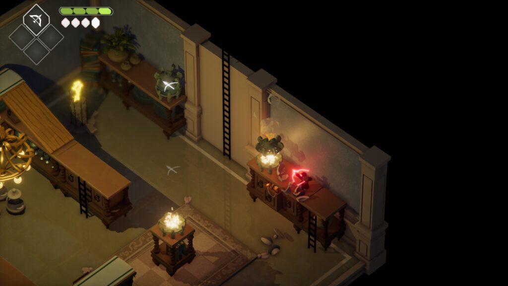 4 Ceramic Mansion Death's Door Walkthrough