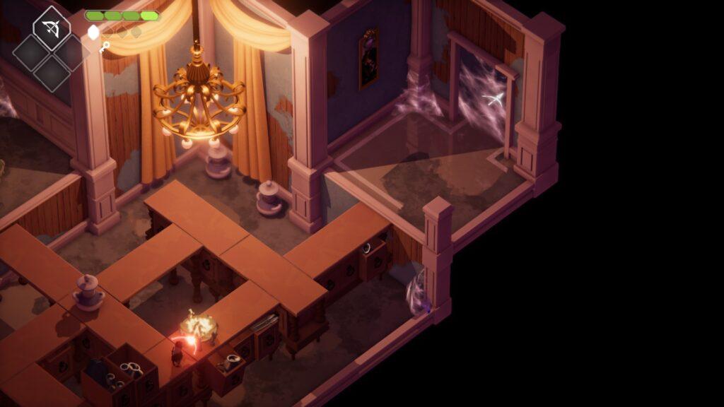 6 Ceramic Mansion Death's Door Walkthrough