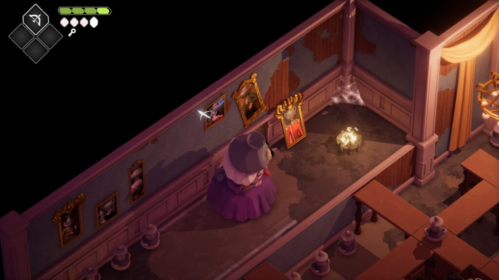 8 Ceramic Mansion Death's Door Walkthrough
