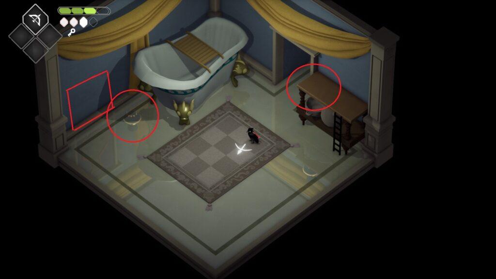 15 Ceramic Mansion Death's Door Walkthrough