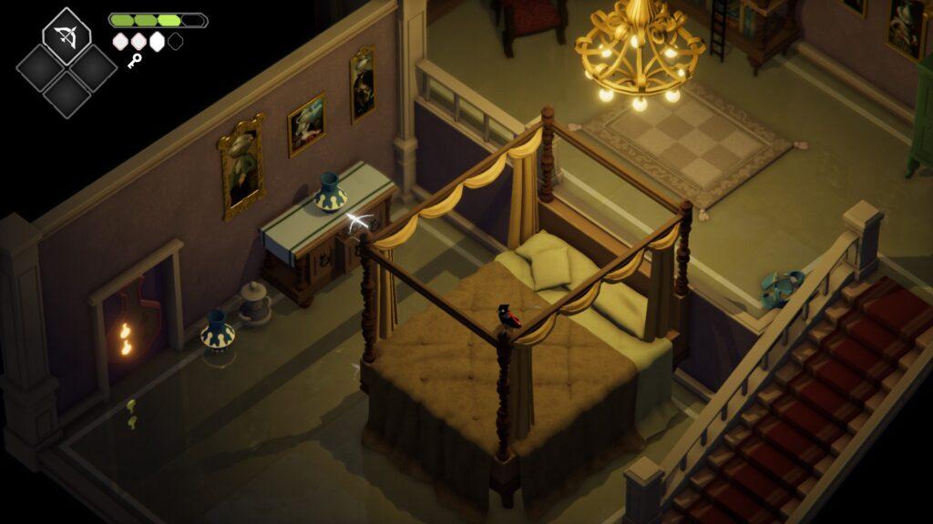 16 Ceramic Mansion Death's Door Walkthrough