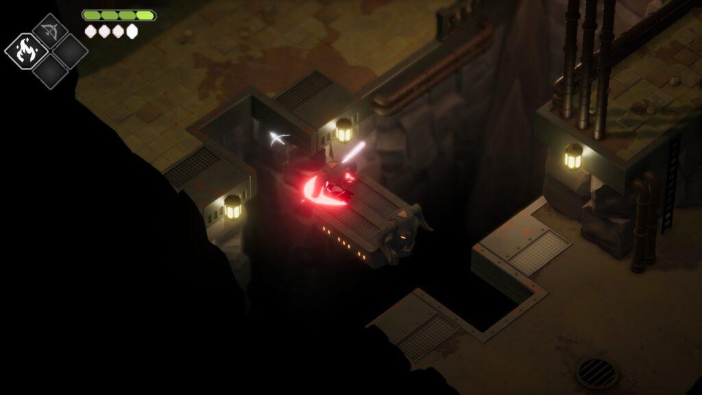 1 Witch's Basement Death's Door Walkthrough