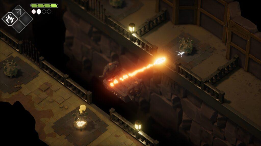 4 Witch's Basement Death's Door Walkthrough