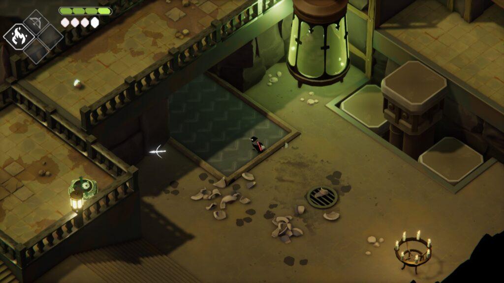 11 Witch's Basement Death's Door Walkthrough