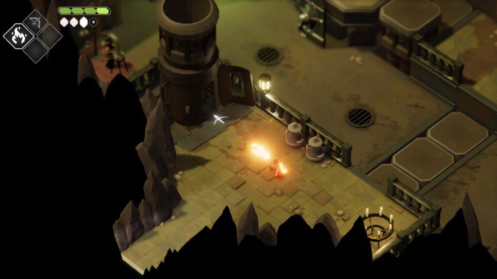 12 Witch's Basement Death's Door Walkthrough