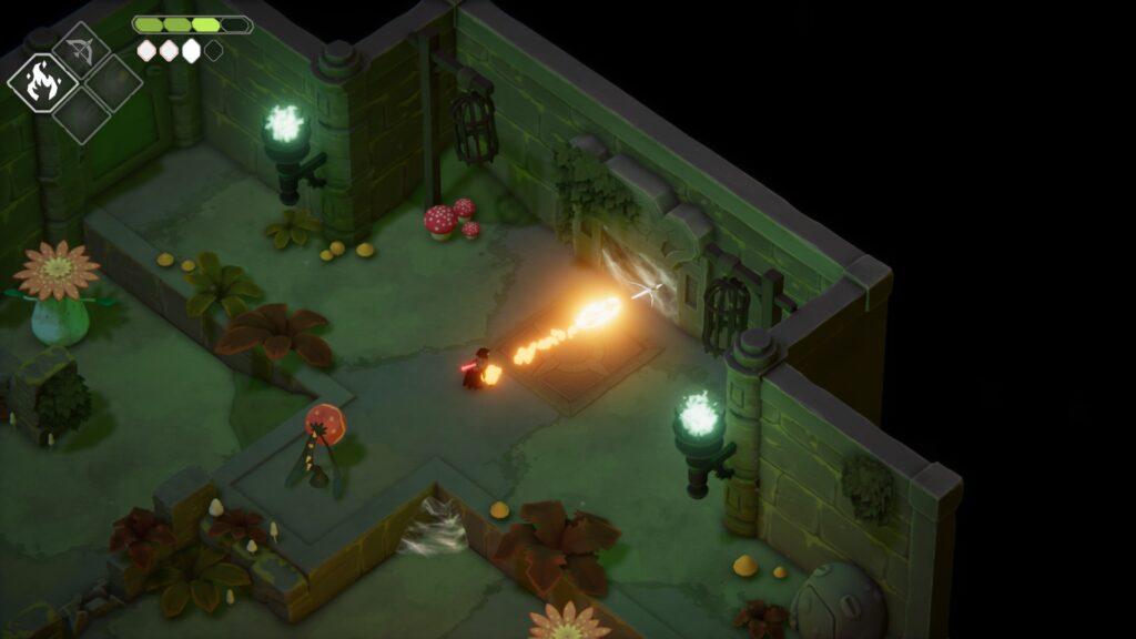 1 Mushroom Dungeon Death's Door Walkthrough