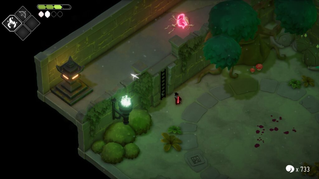 2 Mushroom Dungeon Death's Door Walkthrough