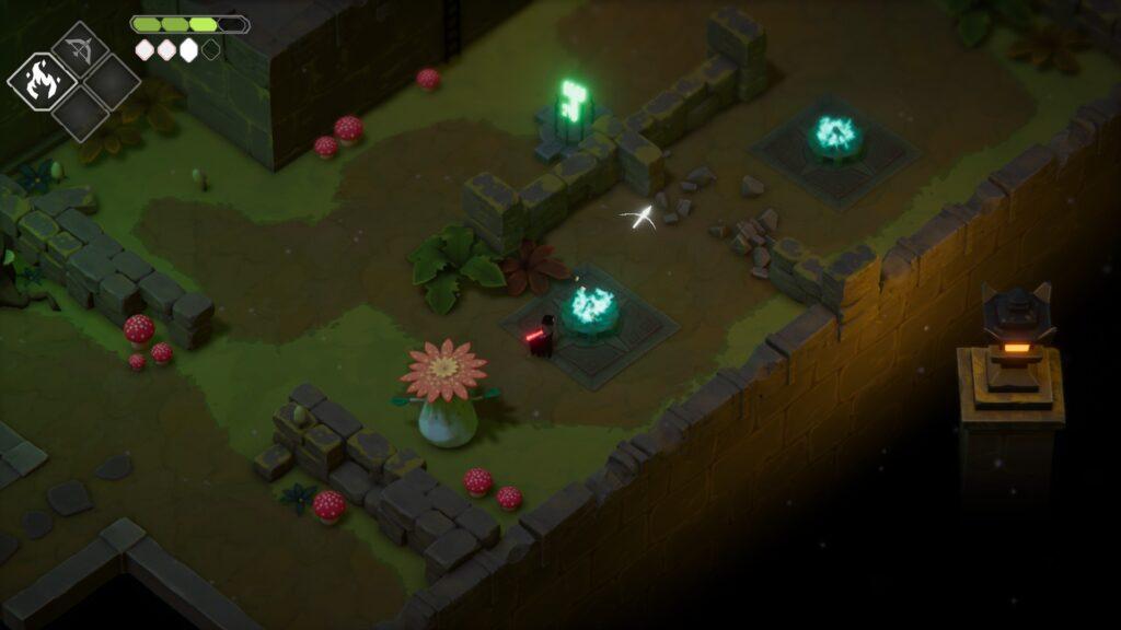 3 Mushroom Dungeon Death's Door Walkthrough