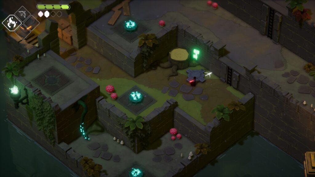 6 Mushroom Dungeon Death's Door Walkthrough