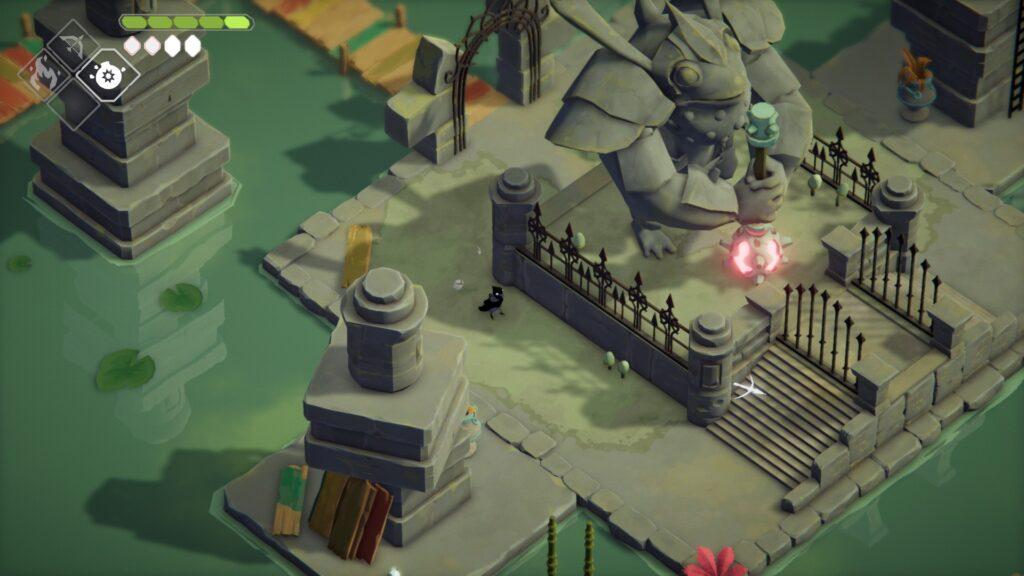 4 Flooded Fortress Death's Door Walkthrough