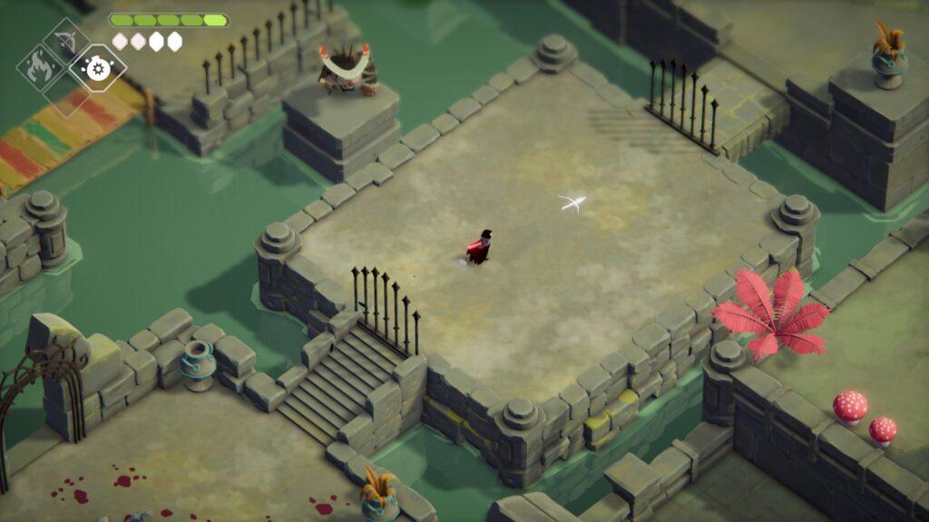5 Flooded Fortress Death's Door Walkthrough