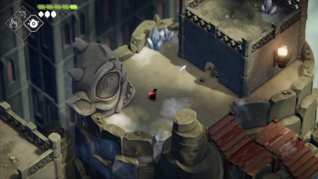 5 Castle Lockstone Death's Door Walkthrough