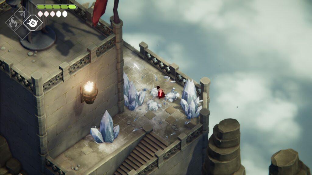 6 Castle Lockstone Death's Door Walkthrough
