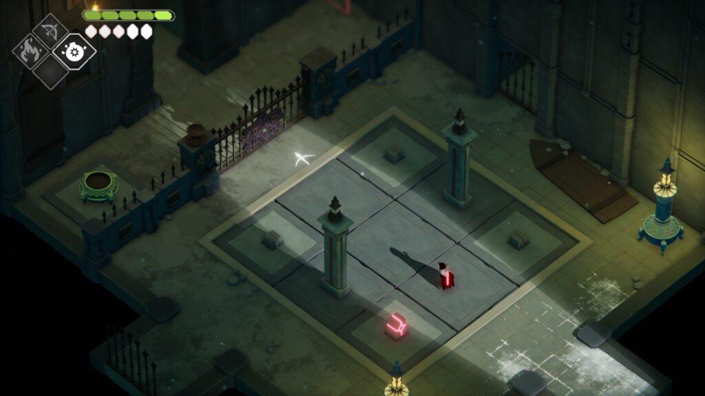 8 Castle Lockstone Death's Door Walkthrough