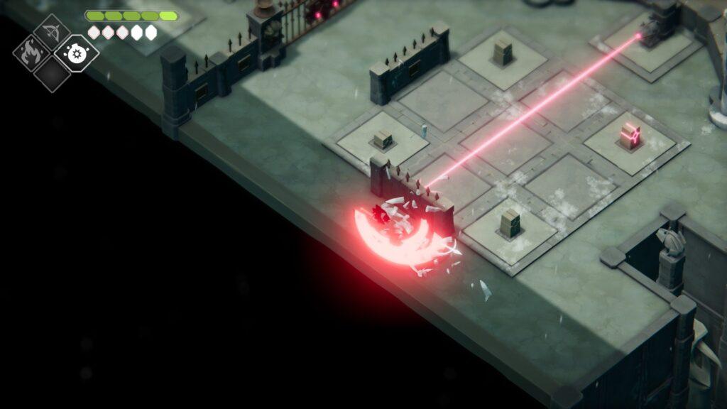 12 Castle Lockstone Death's Door Walkthrough