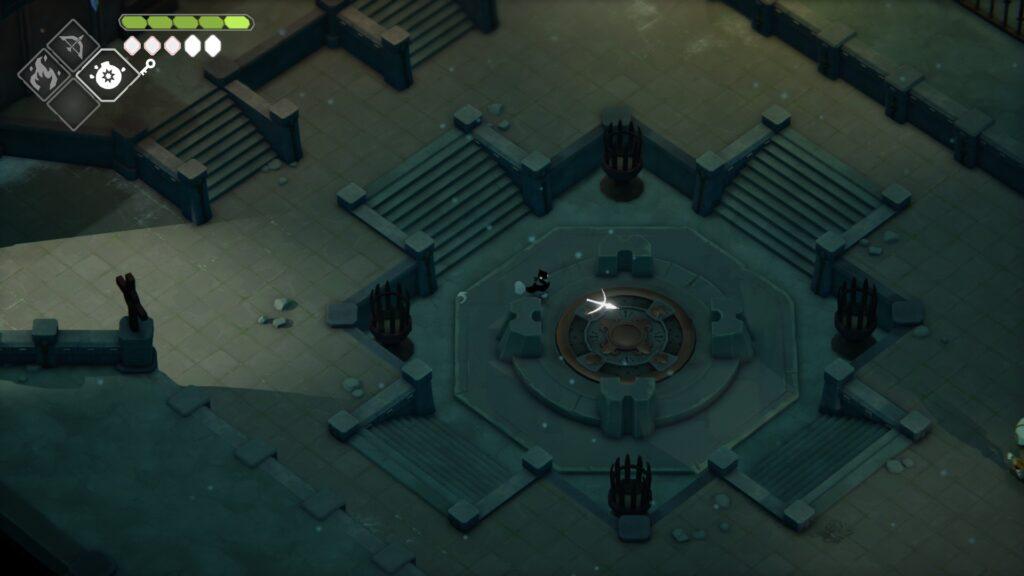 9 Castle Lockstone Death's Door Walkthrough
