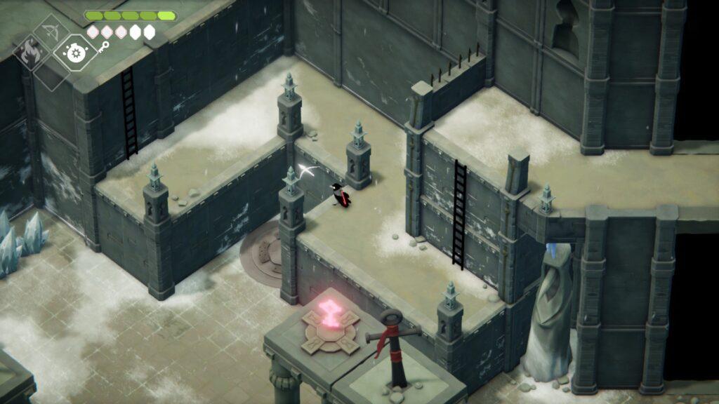 11 Castle Lockstone Death's Door Walkthrough