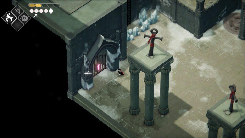 13 Castle Lockstone Death's Door Walkthrough