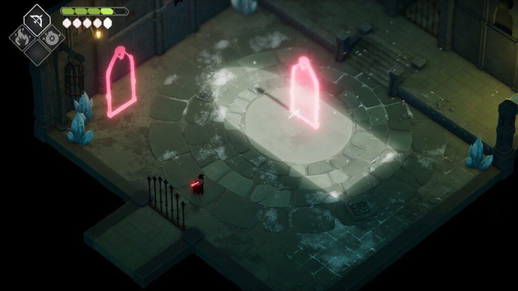 14 Castle Lockstone Death's Door Walkthrough