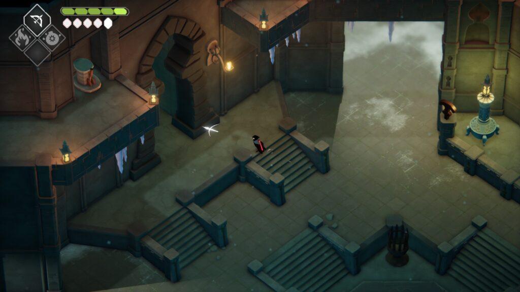 16 Castle Lockstone Death's Door Walkthrough