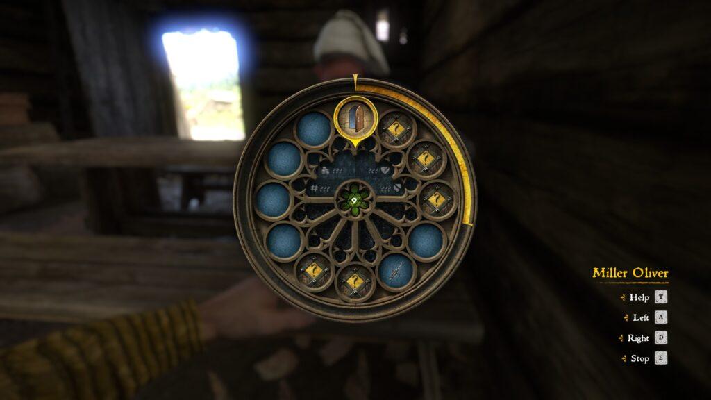 Image of the lockpocking mini game