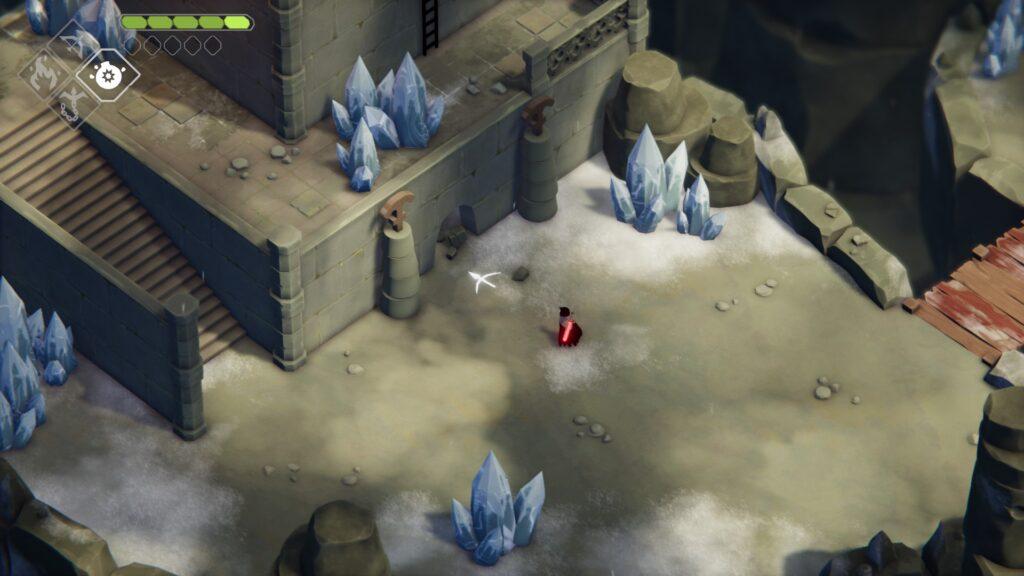 Secret Castle Lockstone Death's Door Walkthrough