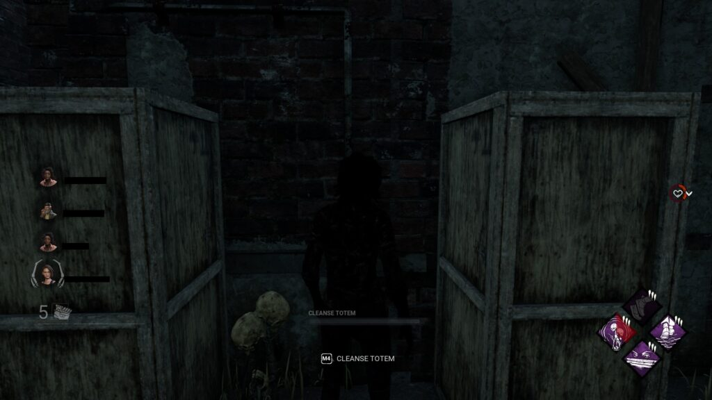 dead by daylight dictionary immersed