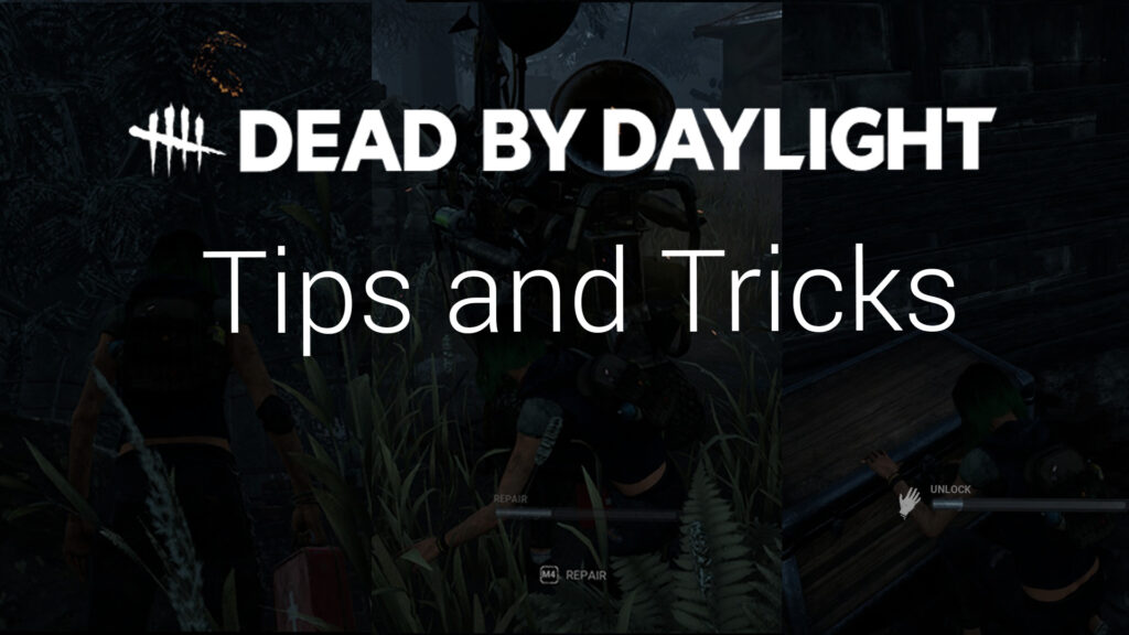 dead by daylight tips and tricks featured image