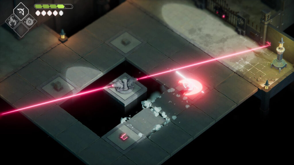 death's door review featured image laser tag
