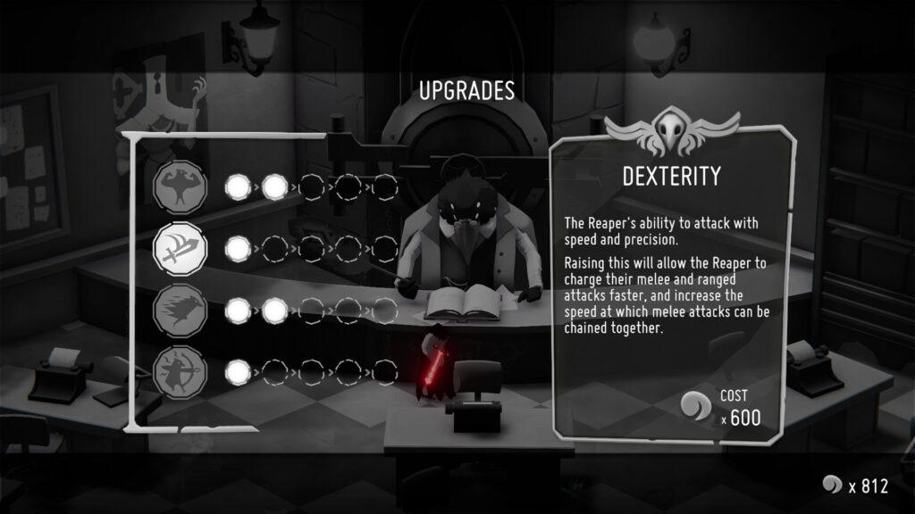 deaths door review upgrades