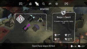 deaths door weapons guide featured image