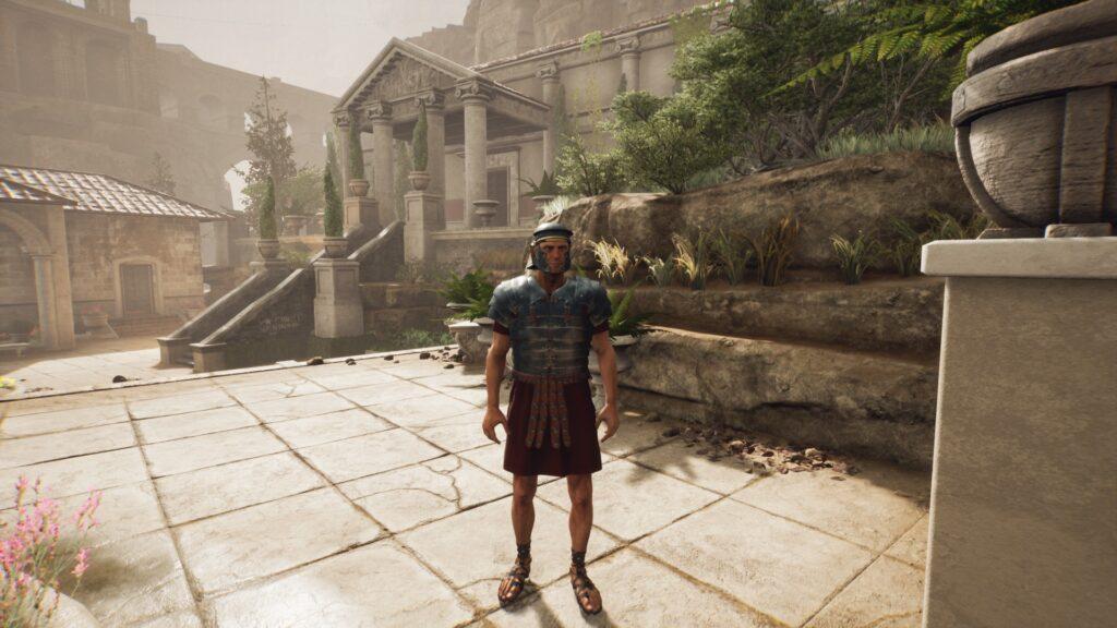 forgotten city review roman soldier