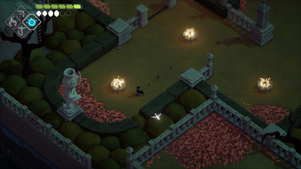 gap in hedge night deaths door walkthrough estate of urn witch