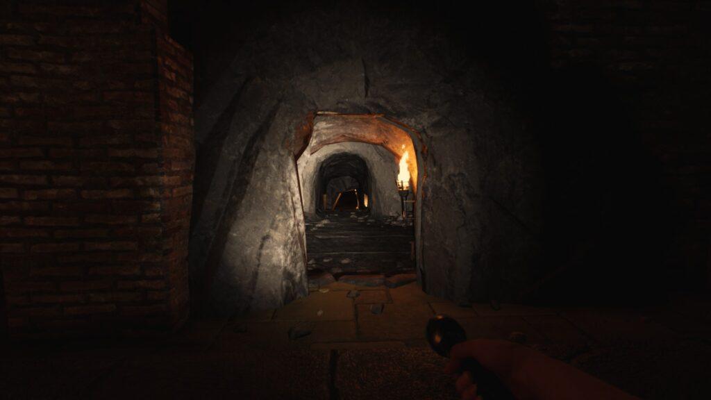 left turn underground the forgotten city walkthrough